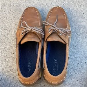 Like new men's Sperry boat shoes